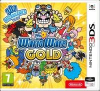 3DS WarioWare Gold