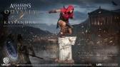 Assassin's Creed Odyssey: Kassandra Figurine