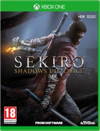XONE Sekiro: Shadows Die Twice