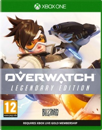XONE Overwatch Legendary Edition