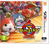 3DS YO-KAI WATCH Blasters Red Cat