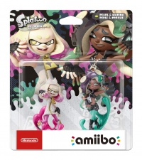 amiibo Splatoon 2 - Off the Hook set