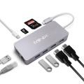 Minix NEO-C Plus Grey Dual HDMI