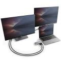 Minix NEO-C Plus Silver Dual HDMI