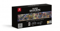 SWITCH Super Smash Bros. Ultimate Limited edition