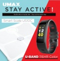 UMAX Stay Active!