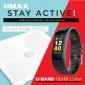 UMAX Stay Active!