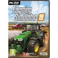 PC Farming Simulator 19 CZ
