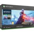 XONE X 1TB Gold Rush SE + Battlefield V