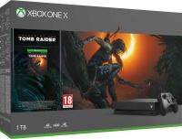 XONE X 1TB + Shadow of the Tomb Raider