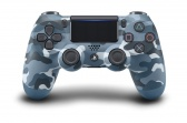 PS4 DualShock 4 Wireless Cont. V2 Blue Camouflage