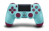PS4 DualShock 4 Wireless Cont. V2 Berry Blue
