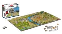 4D Puzzle - Praha