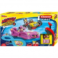 Autodráha Carrera FIRST - 63019 Mickey Racers