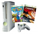 X360 Bundle: Premium + Forza 2 + Viva Pinata