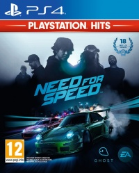 PS4 Need for Speed - Playstation Hits
