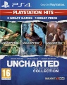 PS4 Konzole 500GB Slim + Uncharted Collection HITS