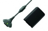 X360 Play and Charge Kit Black Xbox360