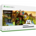 XONE S 1TB + Minecraft Creators Bundle