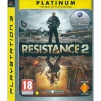 PS3 Resistance 2 Platinum