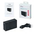 i-tec USB Quick Smart Charger 5-Port 52W