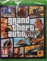 XONE Grand Theft Auto V PL/EN