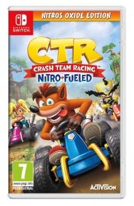 SWITCH Crash Team Racing Nitro-Fueled Nitros Oxide