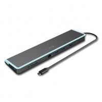i-tec USB-C Flat Docking Station + PD 60W