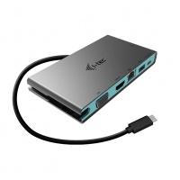 i-tec USB-C Travel Dock 4K HDMI or VGA 20cm
