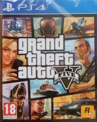 PS4 Grand Theft Auto V PL/EN