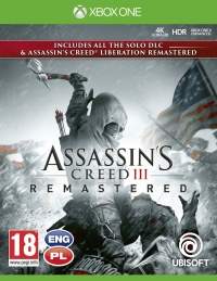 XONE Assassin's Creed 3 (Remastered)
