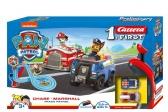 Autodráha Carrera FIRST - 63031 Tlapková patrola