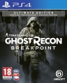 PS4 Tom Clancy's Ghost Recon Breakpoint Ultimate