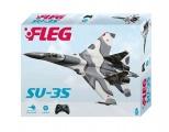 SU-35 Letadlo na dálkové ovládání Fleg