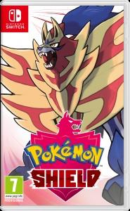 SWITCH Pokémon Shield