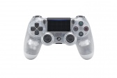 PS4 DualShock 4 Wireless Cont. V2 Crystal