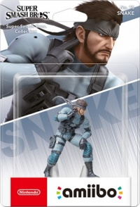 amiibo Smash Snake 75