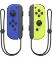 Joy-Con Pair Blue/Neon Yellow