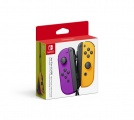 Joy-Con Pair Neon Purple/Neon Orange