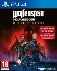 PS4 Wolfenstein: Youngblood (Deluxe Edition)