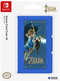 Game Card Case 24 for Nintendo Switch (Zelda)