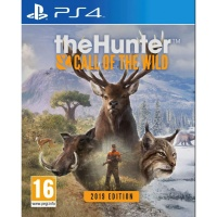 PS4 The Hunter: Call of the Wild (2019 Edition)