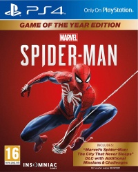 PS4 Marvel's Spider-Man GOTY
