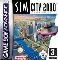 GBA Sim City 2000