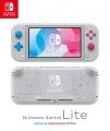 Nintendo Switch Lite Zacian & Zamazenta Edition