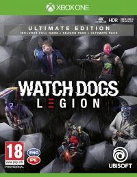 XONE Watch_Dogs Legion Ultimate Edition