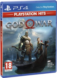 PS4 God of War HITS