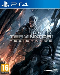 PS4 Terminator: Resistance