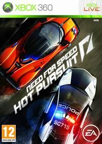 X360 Need For Speed Hot Pursuit