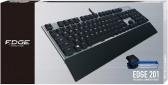 PC Mechanical Gaming Keyboard EDGE 201